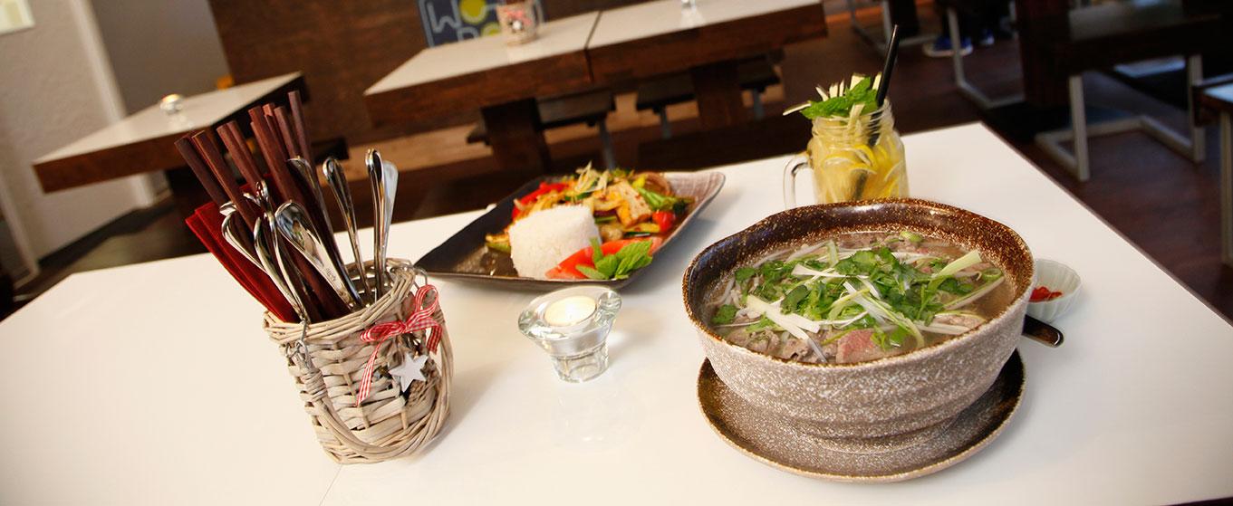 Beliebte Gerichte in Vietnam